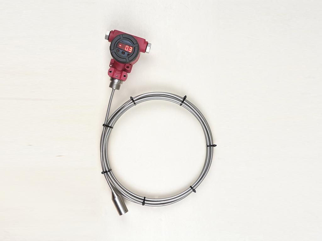 钢缆型电容式液位计